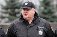 Начальник поліції Києва заразився коронавірусом