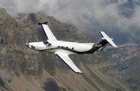 У Закарпатті пропав літак із прикордонниками