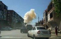 В двойном теракте в Махачкале погибли трое, ранены 45