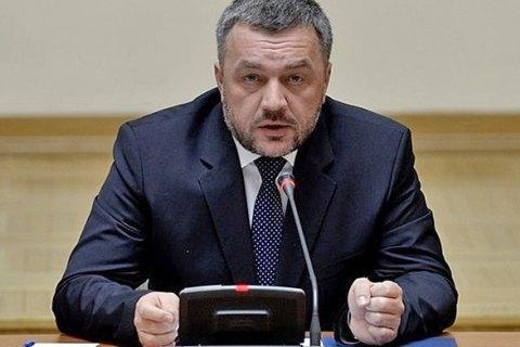 Махницкий передумал судиться за восстановление в должности