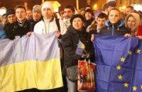 В Запорожье строят блокпосты от сепаратистов