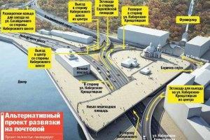Киев потратит на ремонт Почтовой площади 404 млн грн