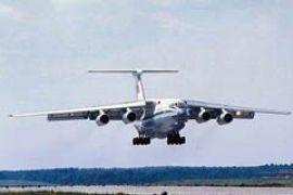 Пунктом назначения арестованного Ил-76 с оружием назвали Тегеран