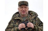 Турчинов: Если Зеленский решит наступать на Крым, я буду в первых рядах штурмового батальона
