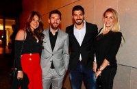 """Зірки """"Барселони"""", включаючи Мессі, провели сепаратну зустріч удома в Суареса, - ЗМІ"""