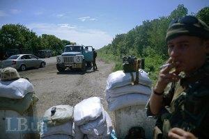 Терористи відбирають у біженців із зони АТО документи і гроші