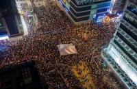 В Гонконге проголосуют по предложениям властей по разрешению кризиса