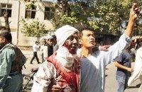 При взрыве в Кабуле погибли 18 человек