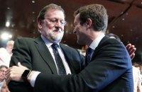 Партия бывшего испанского премьера Рахоя избрала нового лидера