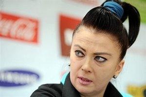 Дерюгина: Украина не будет участвовать в домашнем чемпионате мира