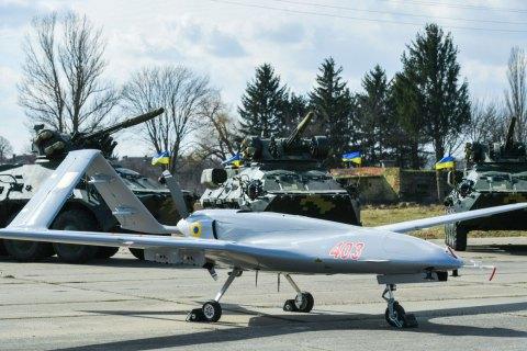 Украина и Турция создали предприятие для разработки ударного дрона