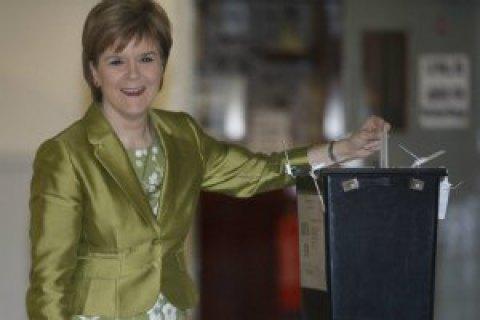 В Шотландии намерены провести повторный референдум о независимости
