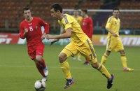 """Українська """"молодіжка"""", розгромивши Литву, вийшла в півфінал Кубка Співдружності"""