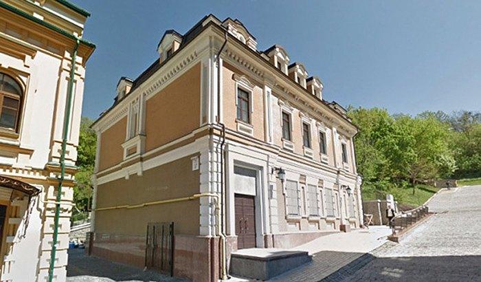 Здание на ул.Гончарной 17б