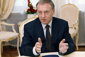 Лавринович: закон о выборах не примут без заключения Венецианской комиссии