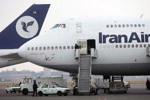 Сирийские повстанцы попытались сбить иранский самолет
