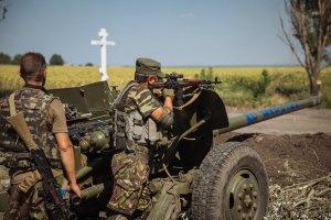 Терористи відступають від Новоазовська в бік Росії, - ЗМІ