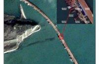 Будівельники Керченського моста не змогли зістикувати металеві прольоти