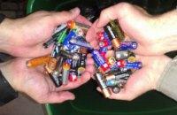 В Україні не виявилося жодного підприємства належної утилізації батарейок