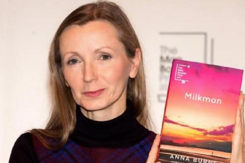 Букеровскую премию получила писательница из Северной Ирландии Анна Бернс