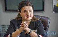 """Маркарова: """"Україна хоче більшої залученості США до «нормандського формату»"""""""