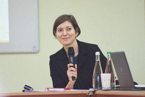 И.о. министра экологии стала Ирина Ставчук