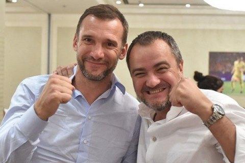 Андрій Шевченко продовжить кар'єру тренера в клубі, – президент УАФ