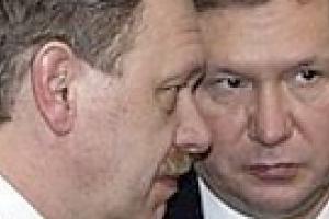 Дубина и Миллер обсудили вопрос оплаты российского газа по текущим поставкам