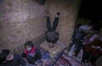 Полмиллиона детей в Сирии живут в условиях осады, - ЮНИСЕФ