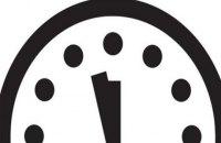 """Часы Судного дня остановили в ста секундах от """"ядерной полуночи"""""""