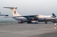 З аеропорту Кабула вилетів український літак з евакуйованими