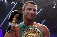 """Виталий Кличко готов """"защищать"""" пояс WBC"""