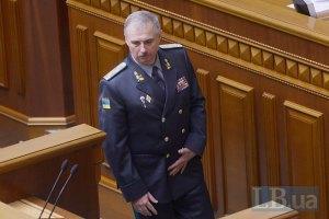 Міністр оборони усунув із посад кількох чиновників