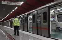 В Афінах на добу зупинено громадський транспорт через страйк