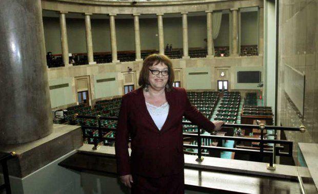 Анна Гродска, первый транссексуал, избранный в Сейм Республики Польша