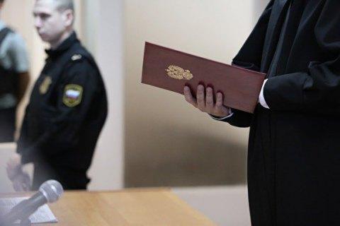 Колишній російський чиновник застрелився в залі суду після оголошення вироку
