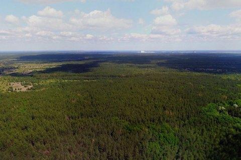 В Чернобыльской зоне тестируют оборудование для раннего обнаружения пожаров