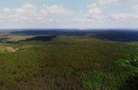 У Чорнобильській зоні тестують обладнання для швидкого виявлення пожеж