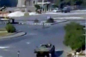 Сирийские танки вошли в еще один взбунтовавшийся город