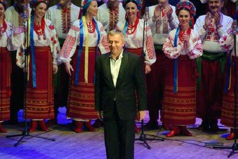 Руководитель хора имени Веревки: наверное, я должен извиниться перед Валерией Алексеевной