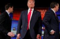 Від Трампа відвертаються соратники по Республіканській партії