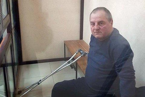 Бекіров має намір почати голодування, якщо кримінальну справу перенесуть у Красноперекопськ