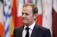 Україна має рівноцінно працювати і з Туском, і з польським урядом