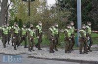 МВД протестирует полицейских и гвардейцев на коронавирус своими силами