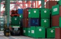 Украина с начала года сократила объем внешней торговли со странами СНГ