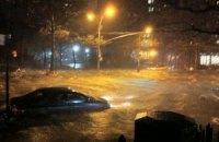 """Ураган """"Сенді"""": 70 загиблих, Нью-Йорк підтоплено і знеструмлено"""