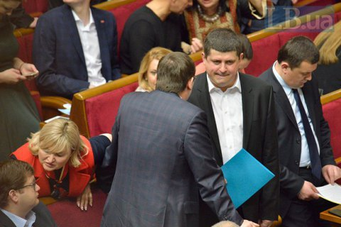 Бурбак закликав Гриніва не займатися дискредитацією партнерів по коаліції