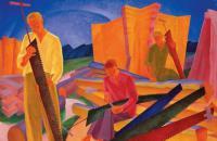 Экскурсия по Нацмузею: 10 важнейших картин украинских художников ХХ века