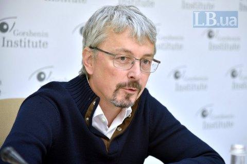 Ткаченко обіцяє не допустити звільнення Ройтбурда з Одеського художнього музею