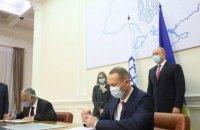 Україна і Світовий банк підписали дві угоди на $411 млн